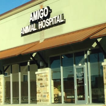 Amigo animal hospital 22 reviews vets 12355 potranco for Cool dog spa san antonio