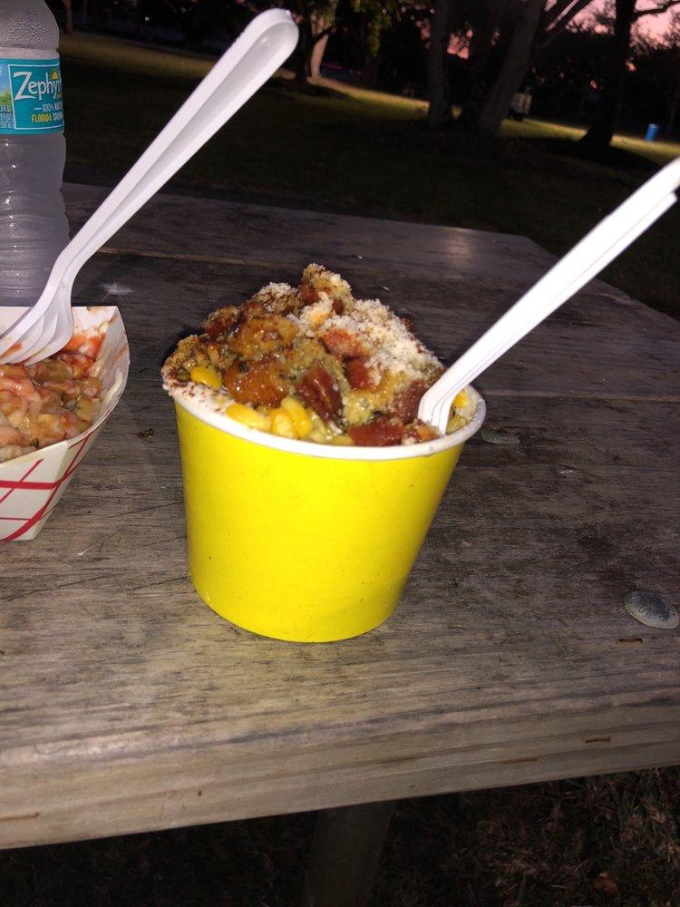 Miami Roasted Corn: Miami, FL