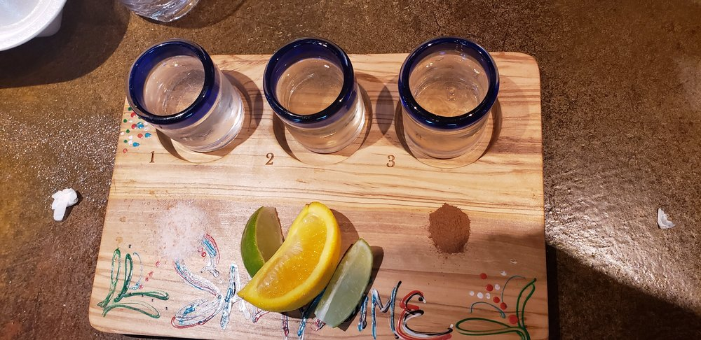 Salty Lime Cantina: 1019 Florida Ave, Palm Harbor, FL