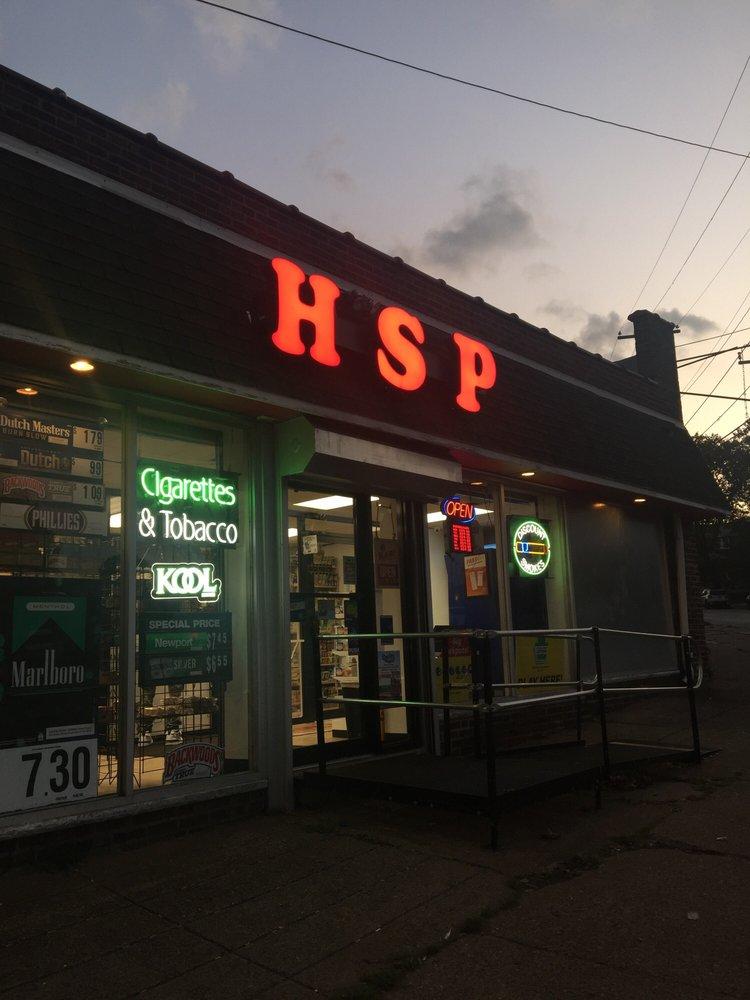 HSP Cigarette Outlet: 6411 Market St, Upper Darby, PA