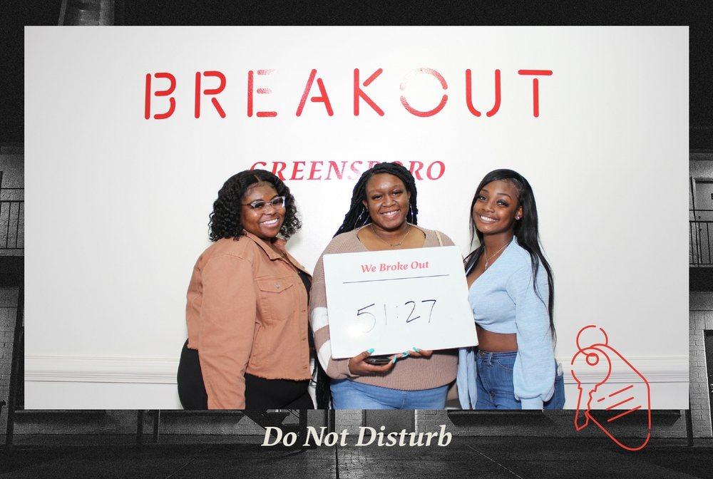 Social Spots from Breakout Games - Greensboro