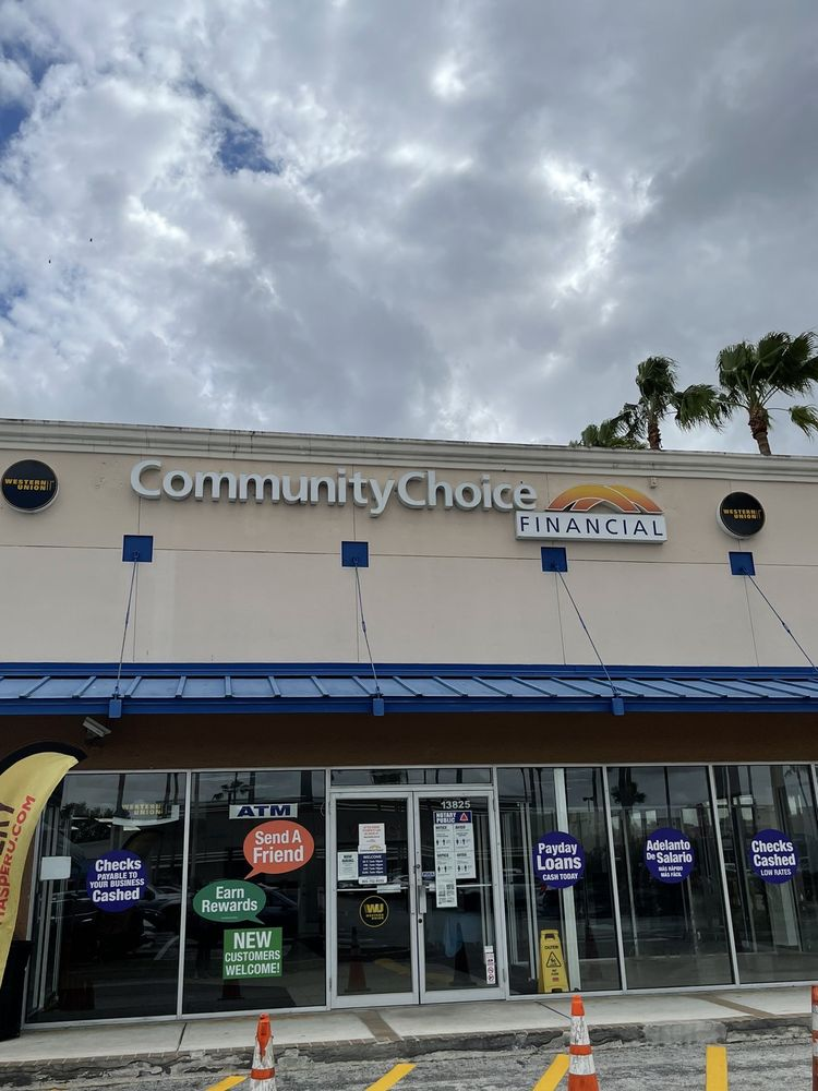 Community Choice Financial