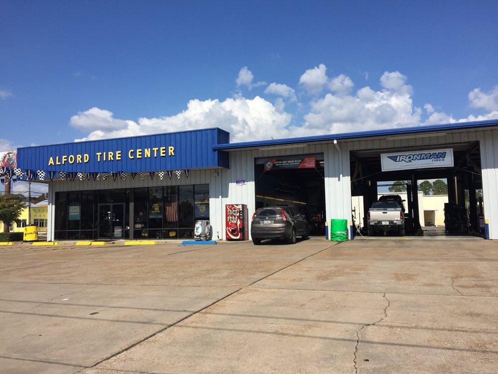 Alford Tire Center: 180 N Tyndall Pkwy, Panama City, FL