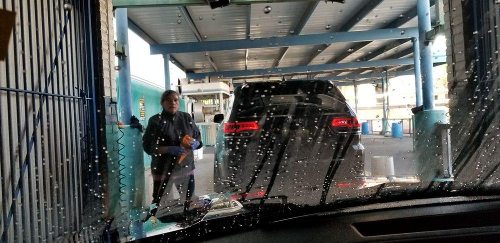 Greenway Car Wash Phoenix
