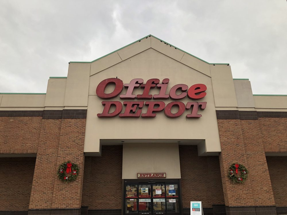 Office Depot: 12452 Saint Charles Rock Rd, Bridgeton, MO