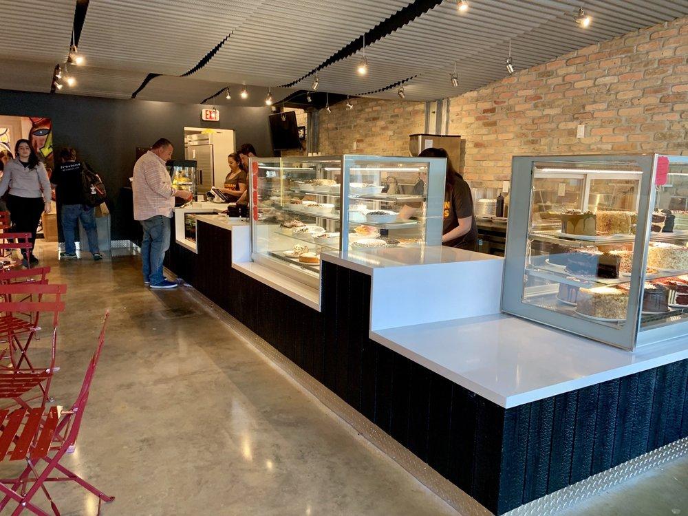 Social Spots from Fireman Derek's Bake Shop