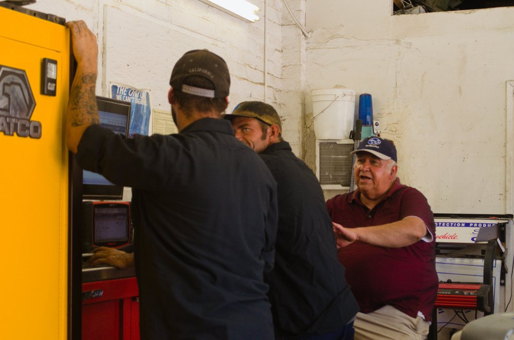 Liberty Automotive Repair: 49813 29 Palms Hwy, Morongo Valley, CA
