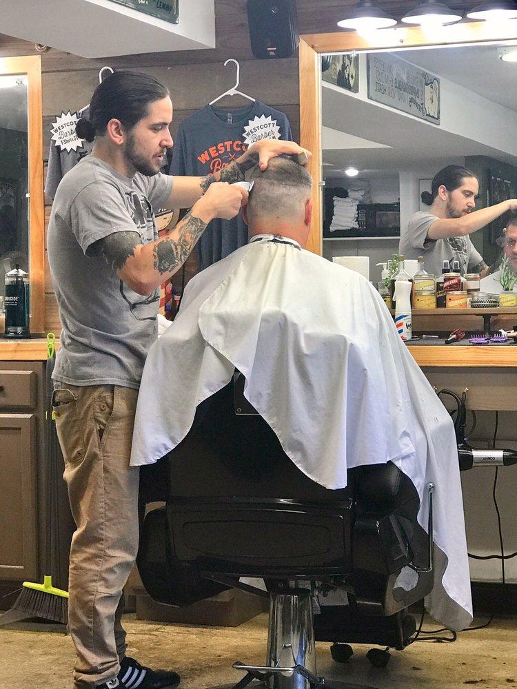 Westcott Barber Shop: 554 Westcott St, Syracuse, NY