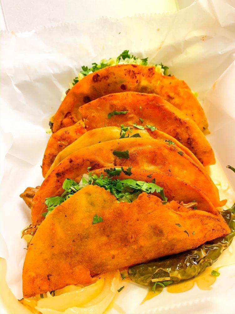 Tacos Pericos: 84705 Ave 50, Coachella, CA