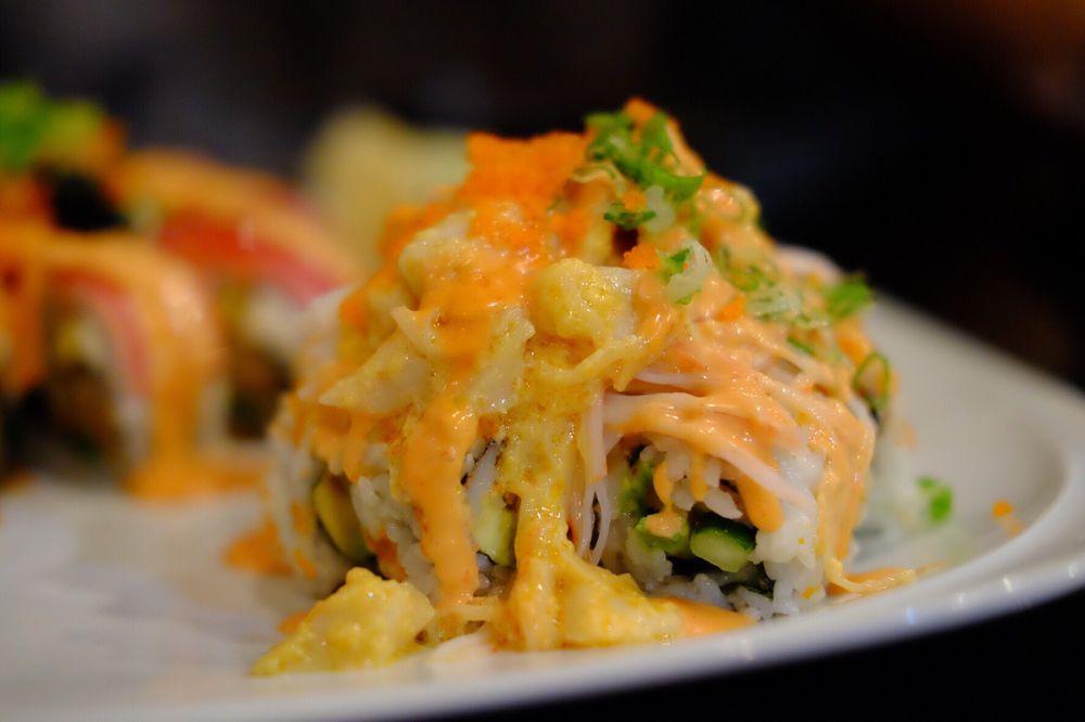 Oishi Japanese restaurant: 11025 International Dr, Orlando, FL