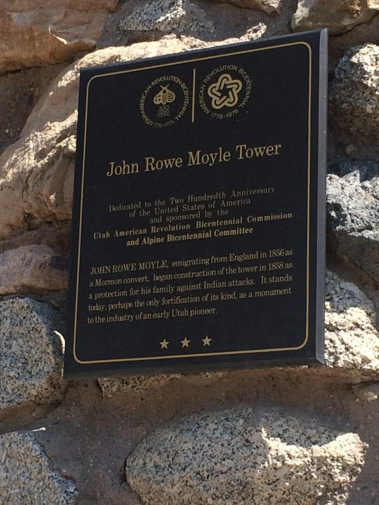 Moyle Park: 600 E 770th N, Alpine, UT