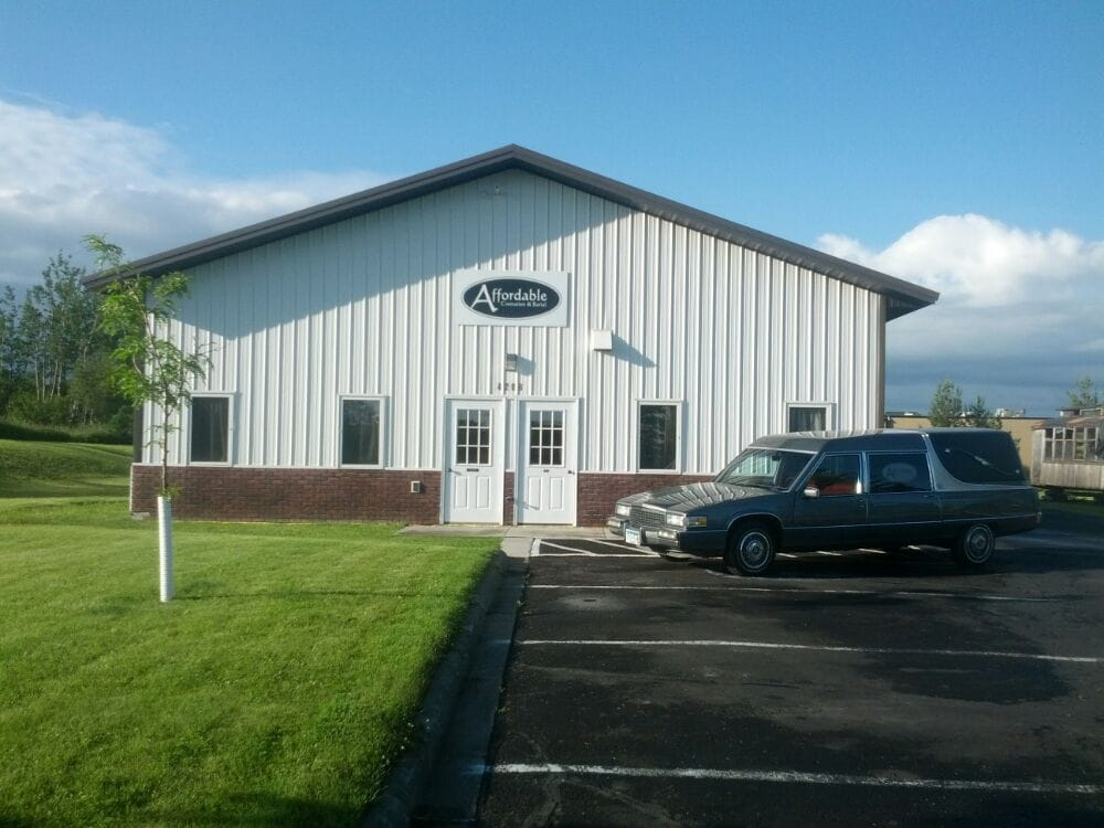 Affordable Cremation & Burial: 4206 Airpark Blvd, Duluth, MN