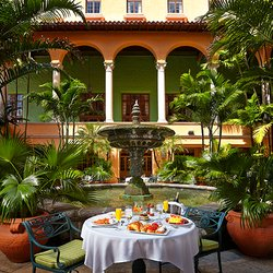 Photo Of Fontana Restaurant C Gables Fl United States At The Biltmore Hotel