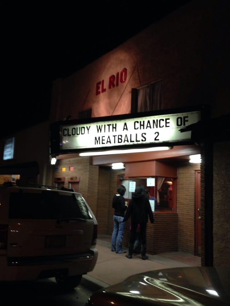 El Rio Movie Theatre: 15 W Main St, Springerville, AZ