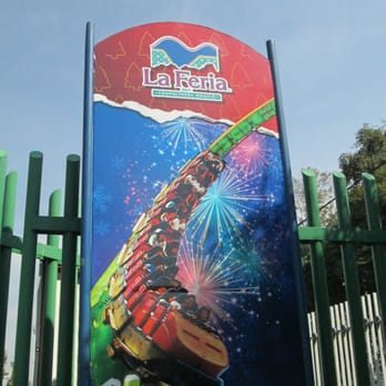 La Feria 18 Fotos Parque De Atracciones Circuito Bosques De