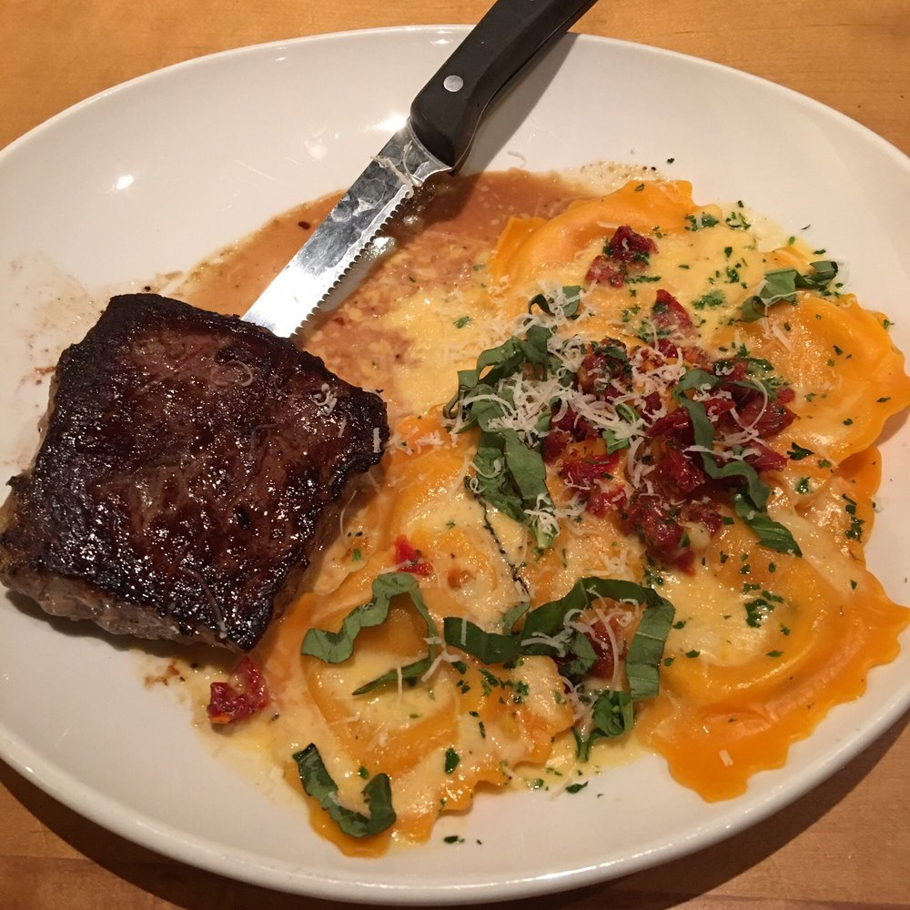 Sirloin and lobster rav yelp - Olive garden online reservations ...