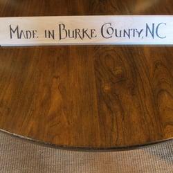 Photo Of Wright Table Company   Morganton, NC, United States