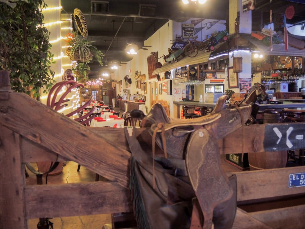 The Rustic Cowboy Interior Is Perfect For This Fort Worth