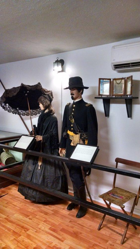 Drummer Boy Civil War Museum: 109 E Church St, Andersonville, GA