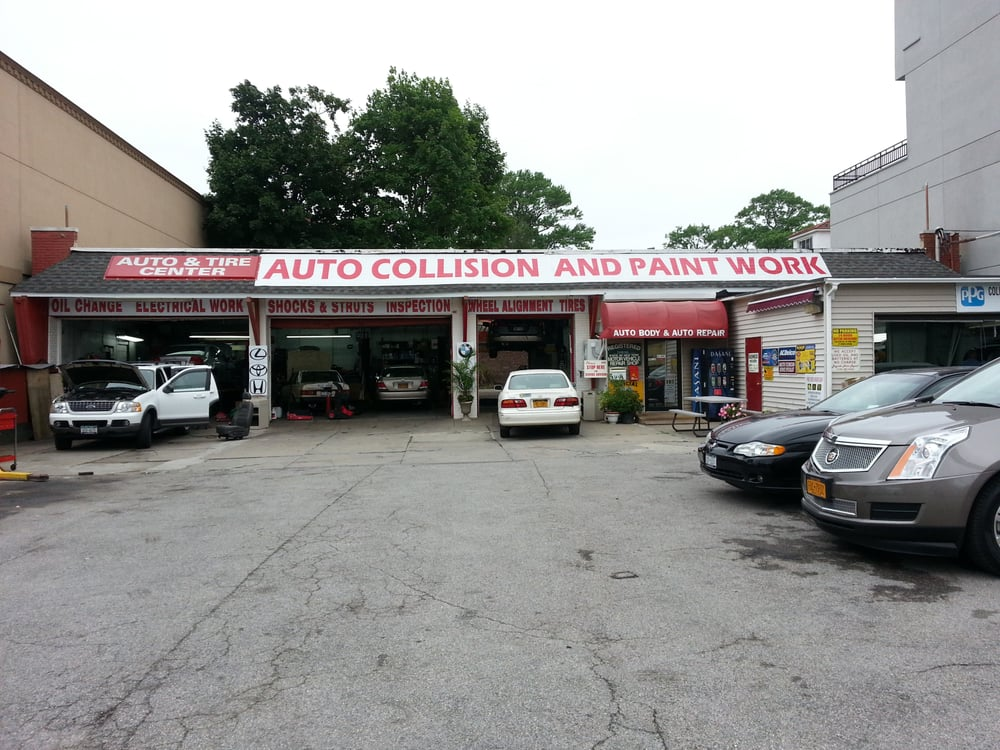 Bayside Auto Repair Body Works 21 Foto 39 S 50 Reviews
