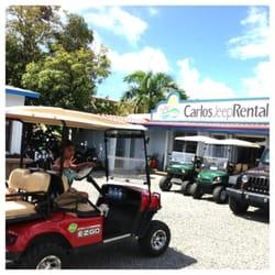Carlos Car Rental Culebra