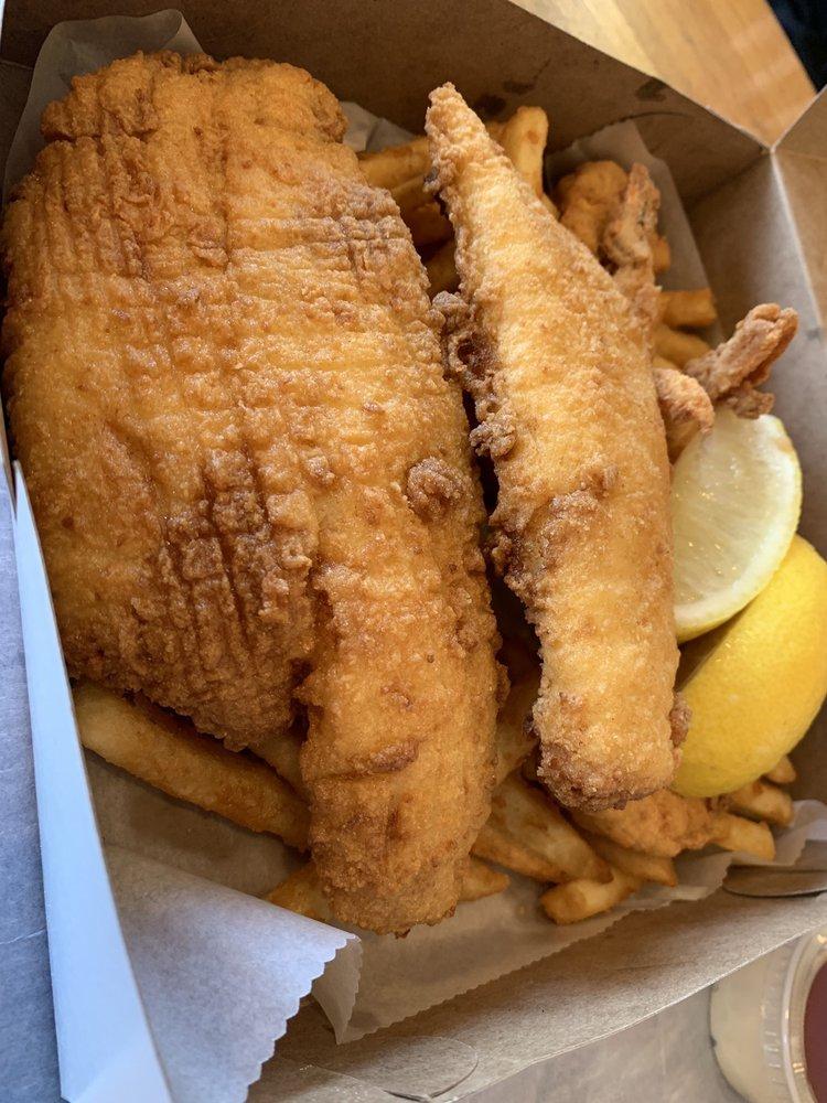 Food from Sandbar Seafood