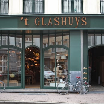 t Glashuys - Woondecoraties - Kloosterstraat 40, Sint-Andries ...