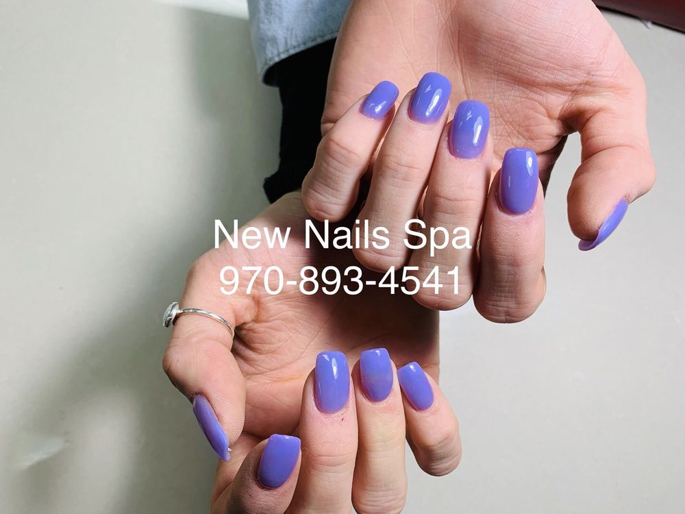 New Nails Spa: 3307 S College Ave, Fort Collins, CO