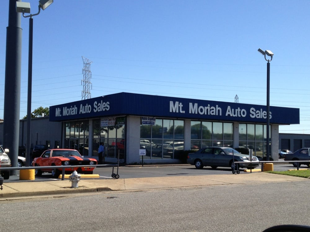 MT Moriah Auto Sales