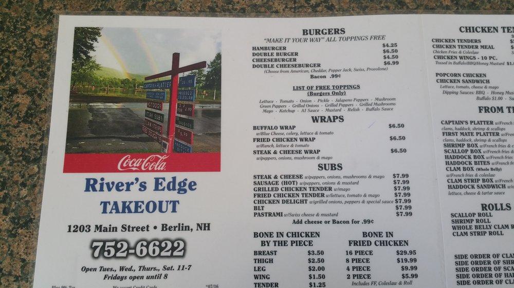 Rivers Edge Take Out - 21 Photos & 11 Reviews - Seafood