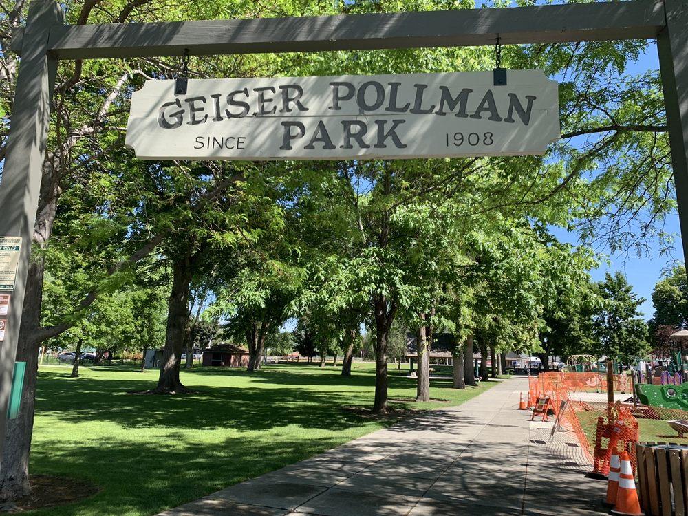 Geiser Pollman Park: 1655 First St, Baker City, OR