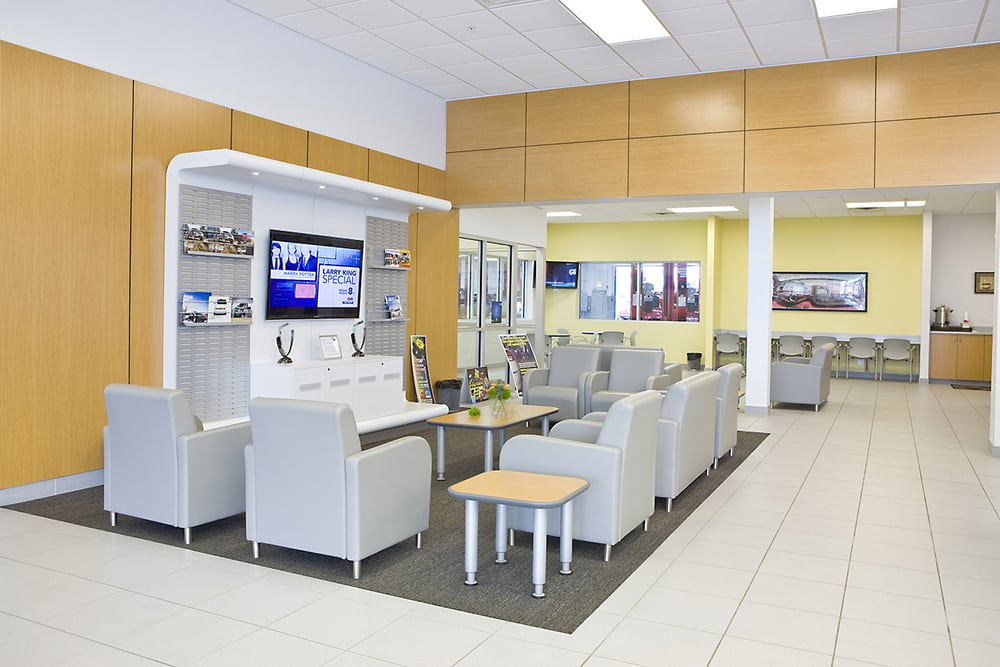 Car Dealership Interior Design Yelp