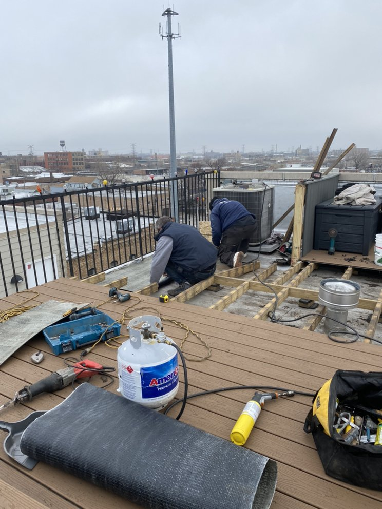 CHR Renovation: 9115 Grand Ave, Franklin Park, IL