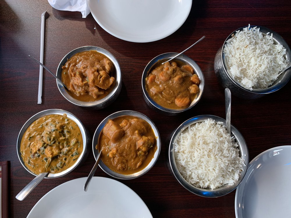 Flavors Cuisine of India: 108 Dr Martin Luther King Jr Dr W, Starkville, MS
