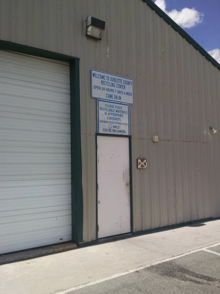 Sublette County Recycling: 126 N Bridger Ave, Pinedale, WY