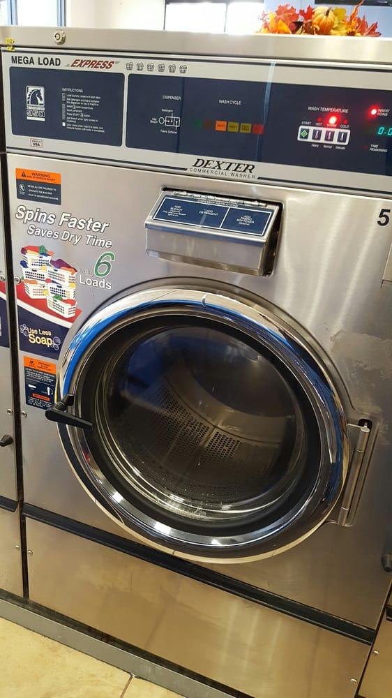 Blue Water Express Laundry: 236 Thornton Rd, Lithia Springs, GA