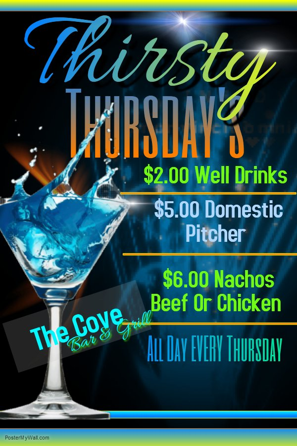 The Cove Bar & Grill: 6365 W US 223, Addison, MI