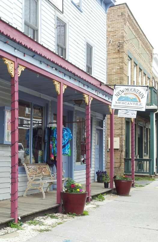 New Mountain Mercantile: 114 S Locust St, Floyd, VA