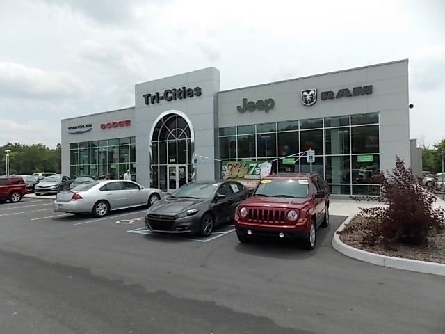 tri cities chrysler dodge jeep ram kingsport tn autos post. Black Bedroom Furniture Sets. Home Design Ideas