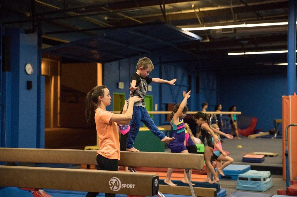 Redlands Gymnastics Club: 1915 W Redlands Blvd, Redlands, CA