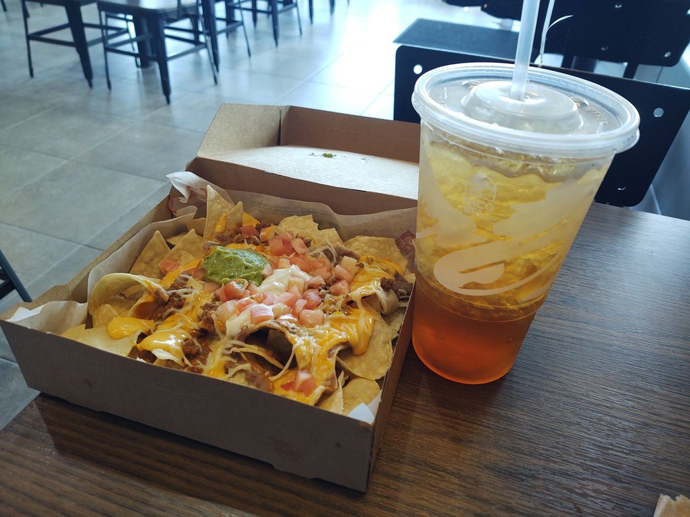 Taco Bell: 1105 E Church St, Cherryville, NC