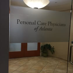 Personal Care Physicians Of Atlanta Medical Centers 5673