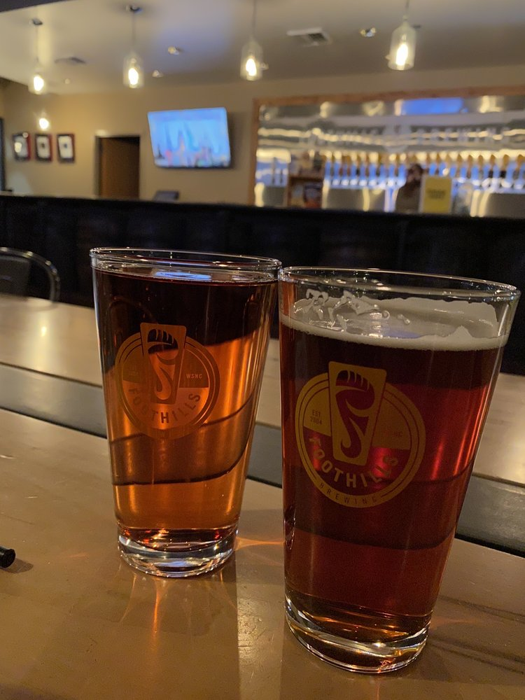 Foothills Brewing: 3800 Kimwell Dr, Winston-Salem, NC