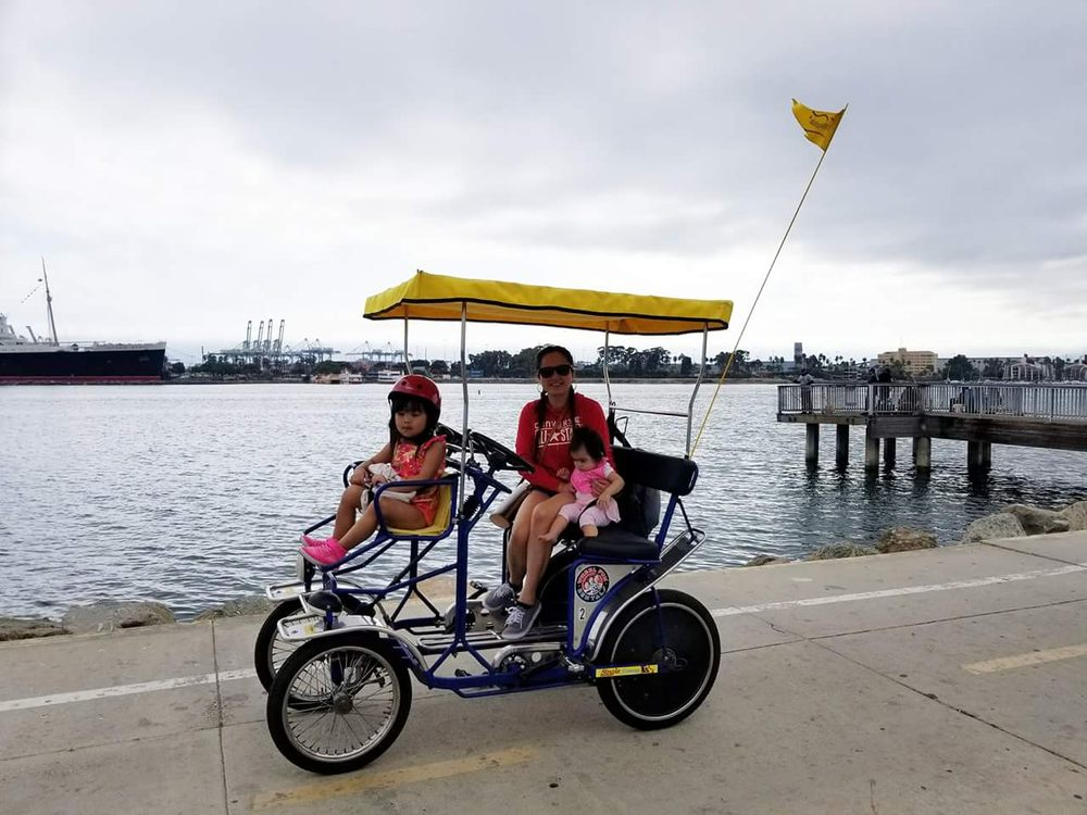 Wheel Fun Rentals - Shoreline Village
