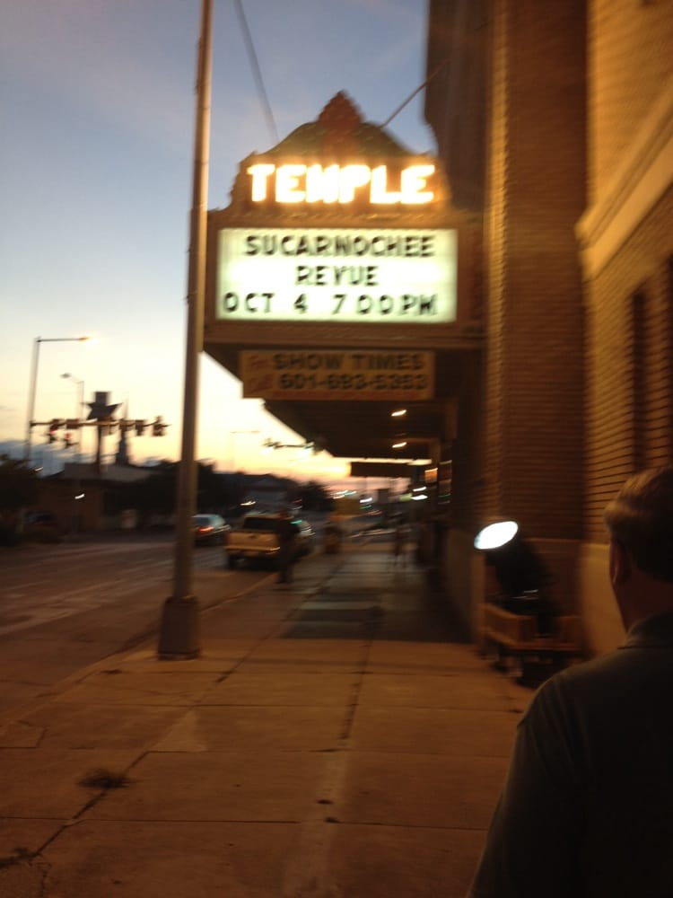 Temple Theatre Box Office: 2320 8th St, Meridian, MS