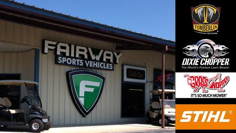 Fairway Sports Vehicles: 1220 N Robertson Rd, Salado, TX
