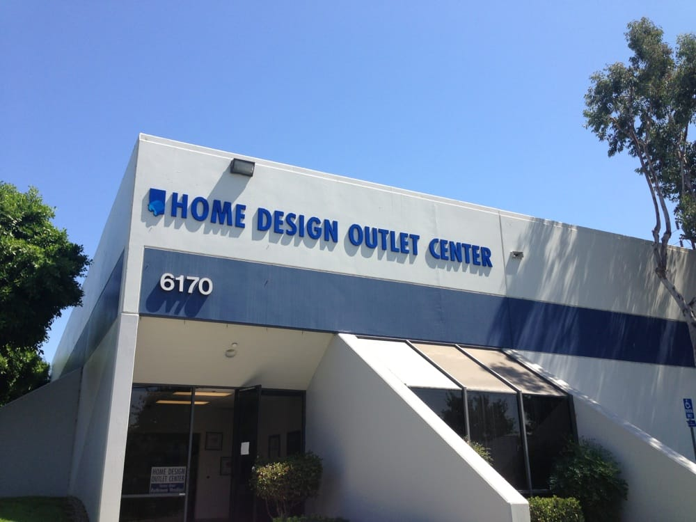 Home Design Outlet Center California