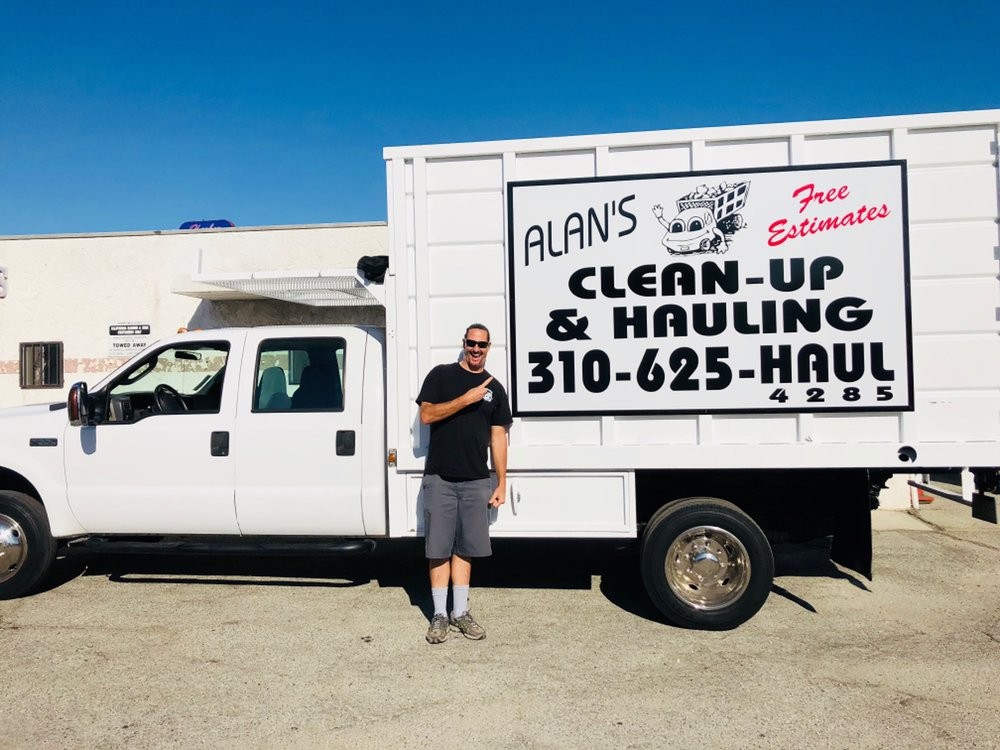 Alan's Clean-Up & Hauling