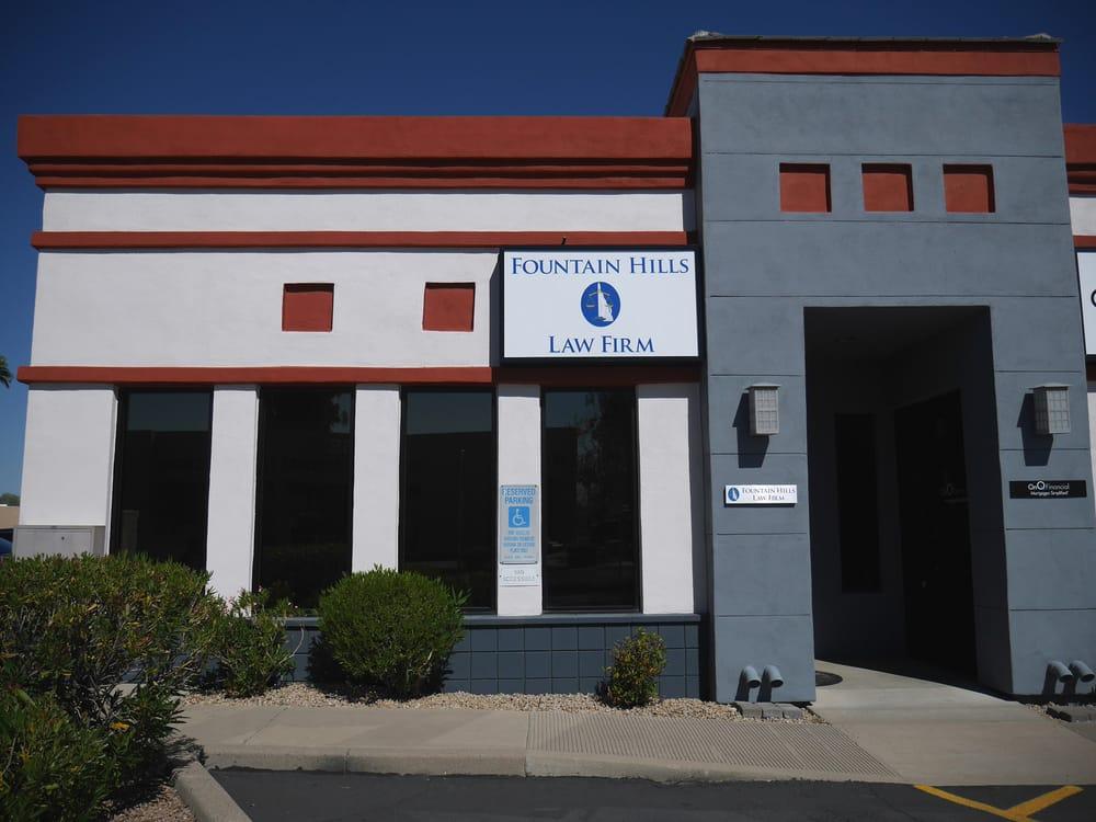 Fountain Hills Law Firm: 13034 N Verde River Dr, Fountain Hills, AZ