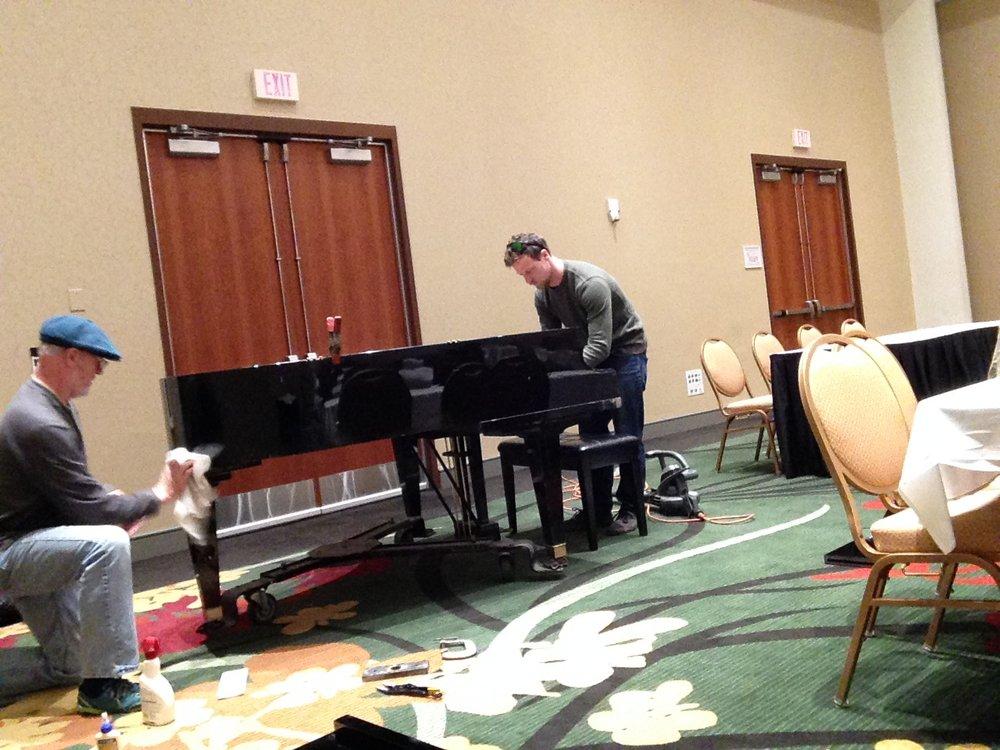 Good Vibrations Piano Service: 304 Carol St, Carrboro, NC
